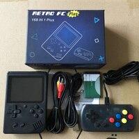 Ретро портативная мини-портативная игровая консоль 8 бит 3,0
