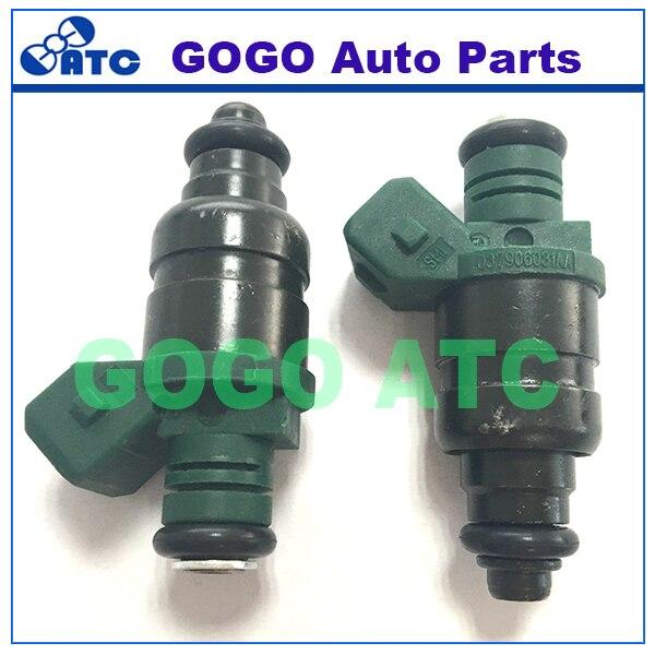 Fuel Injector For VW Golf Jetta Seat 2.0L Audi A3 Skoda Octavia 1.6L OEM 037 906 031 AA A2C59511911  037906031AA