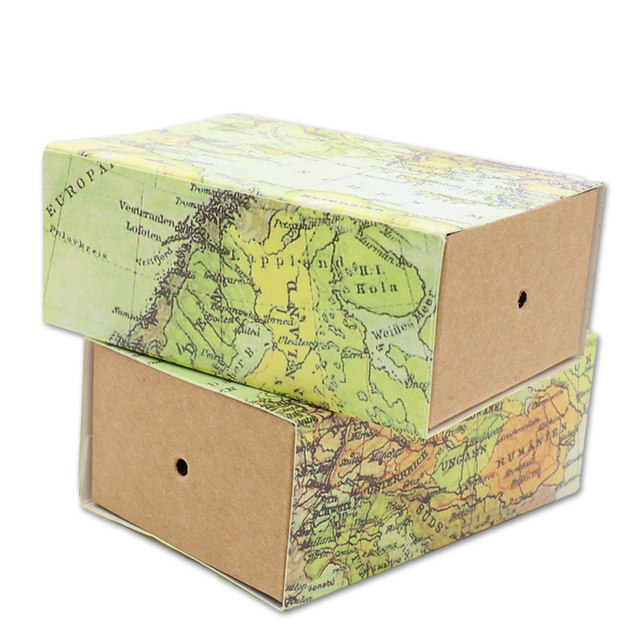 Online shop 50pcs novelty world map gift box for christmas 50pcs novelty world map gift box for christmas decorations kraft paper candy boxes for guests wedding favors gift packaging bag gumiabroncs Image collections