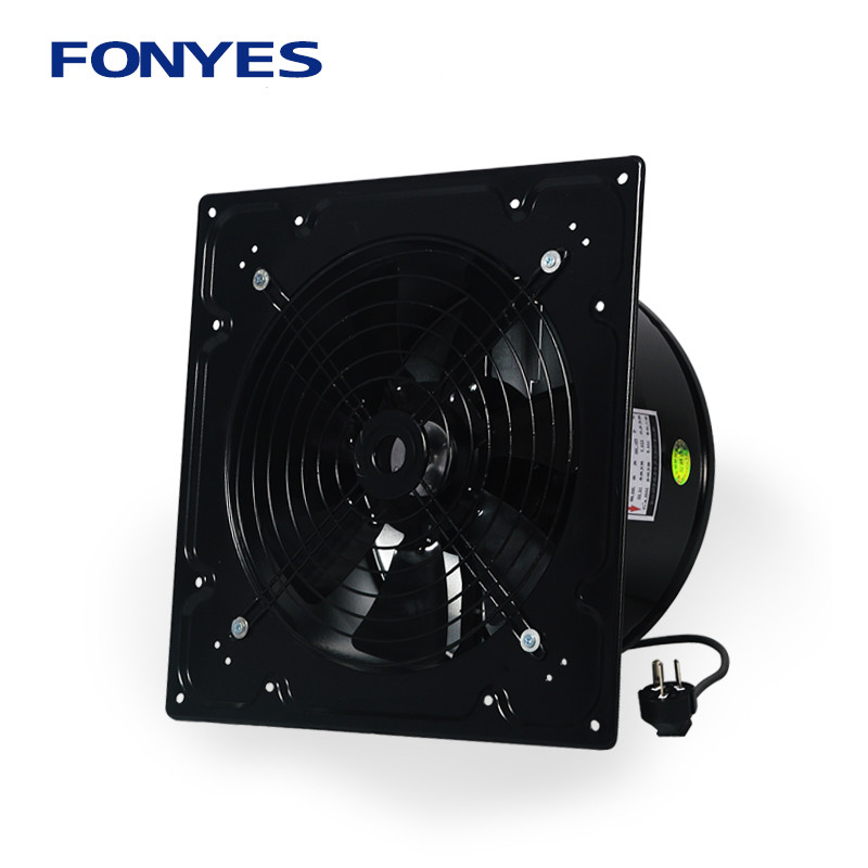 US $150.4 53% OFF|FONYES exhaust fan Kitchen fumes Exhaust fan Exhaust fan  Wall type Strong high speed Ventilation fan 12 inch-in Exhaust Fans from ...