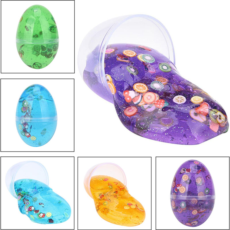 slime toys for kids rubber slime DIY antistress anti-stress toy dynamic sand for Squeeze Toys hand putty slime for Children 40g