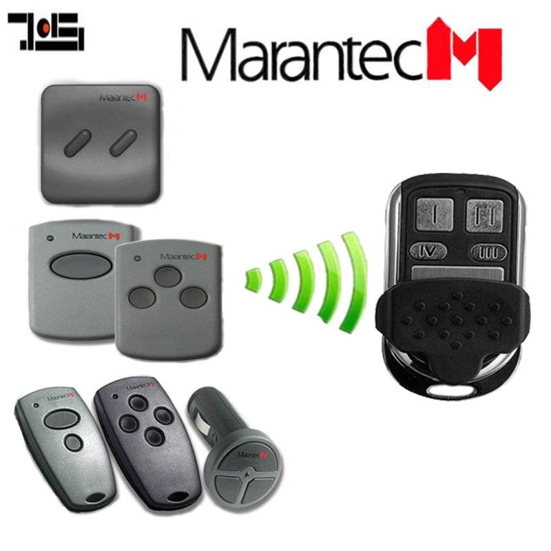 For Marantec D302-868,D304-868,D313-868,D321-868 Fixed Code Garage Door Replacement Remote 868mhz
