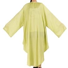 High Quality Hair Salon Dress XL Size Hairdressing Gown With Sleeve Antistatic Hair Barber Wrap SL-05 Breathable Cloth Hair Cape