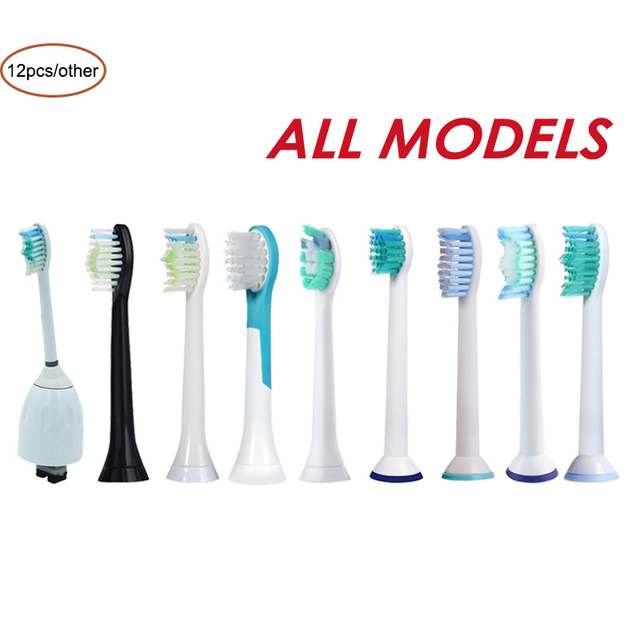 sonicare replacement heads