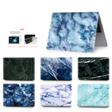 marble printing Laptop Case For MacBook Air Retina Pro 11 12 13 15 New with Touch Bar
