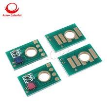 цена на Printer chips for Ricoh IPSiO SP C830 C831 toner reset chips laser printer toner cartridge JP version