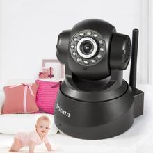 Sricam Беспроводной Wi-Fi Сети Ip-камера HD 720 P P2P 1.0MP Pan/Tilt Камеры Наблюдения ИК Ночного Видения для Ребенка Домой Безопасности ВЕЛИКОБРИТАНИЯ