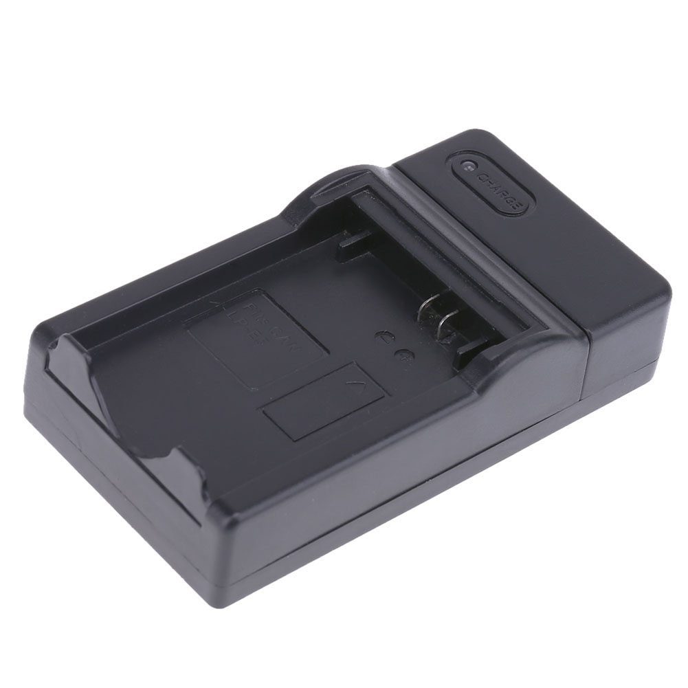 Independent For Canon Eos 450d 500d 1000d Camera Battery Lp-e5 Charger High Quality Materials Accessories & Parts Chargers
