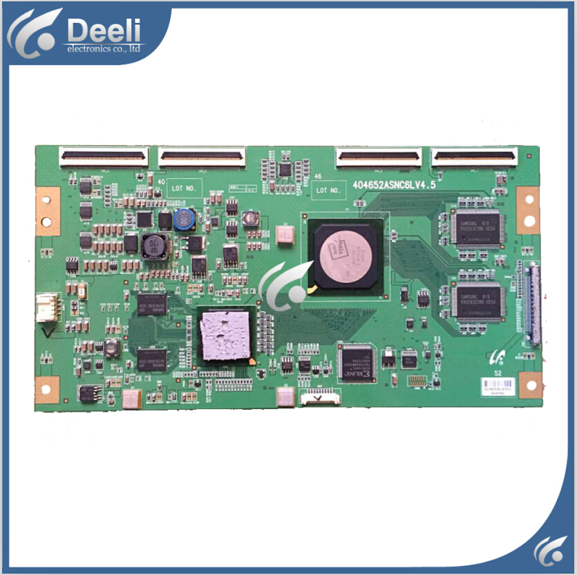 все цены на  Working good 95% new original for Logic board LTA400WT-L11 404652ASNC6LV3.7 T-CON board  онлайн
