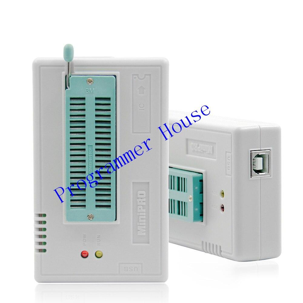 Rus sənədləri V8.30 TL866II Plus BIOS USB Universal Proqramçı - Ofis elektronikası - Fotoqrafiya 3