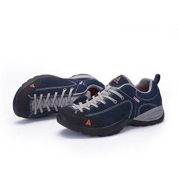 Новинка; походная обувь; уличные женские кроссовки для кемпинга; мужские кроссовки для охоты; зимние треккинговые ботинки; нескользящая спо...