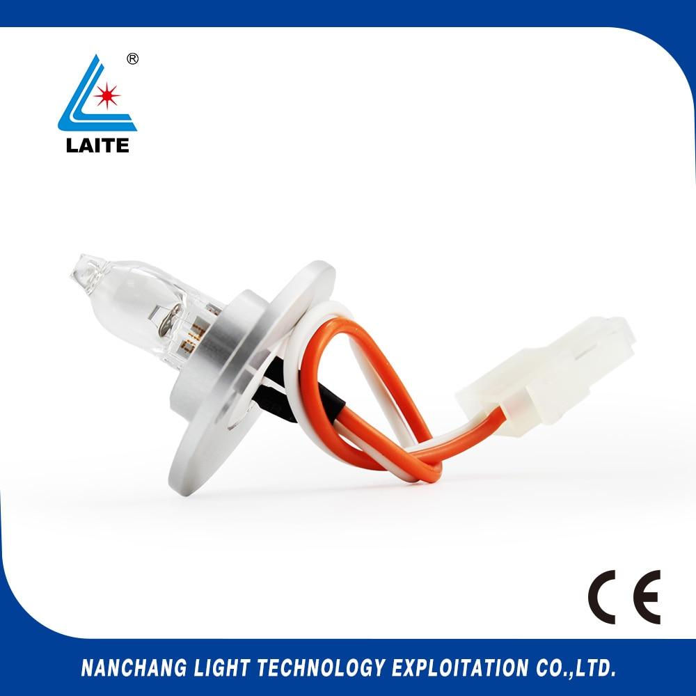 Mindray Lamp BA88A 6V 10W Chemistry Analyzer halogen bulb free shipping-10pcs