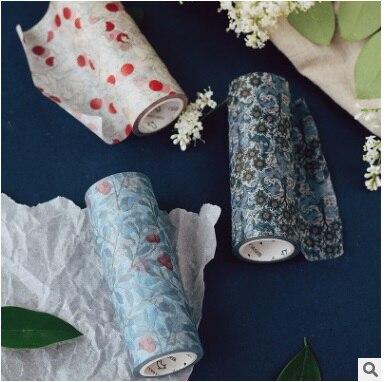 8PCS/LOT Artists Series Paper Decorative Tape Masking Tape Washi Tape