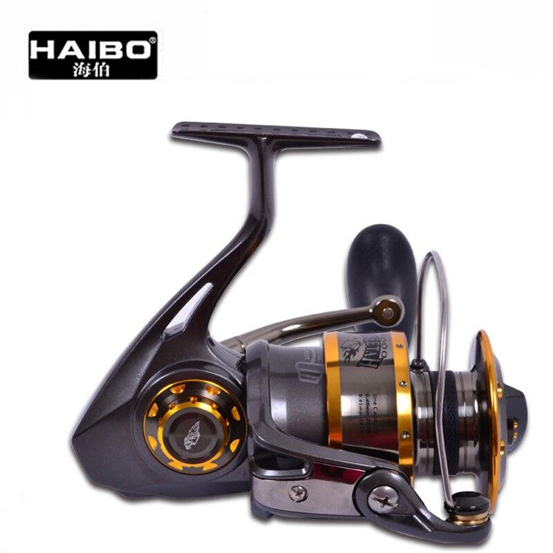 Haibo 4 9 1 big game fishing reel exchangeable jigging for Reel fishing game