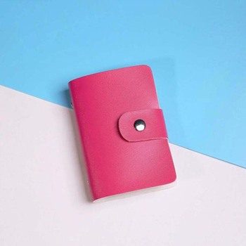 High Quality  Women's Card Package Credit Card Holder Case Wallet Business Holders