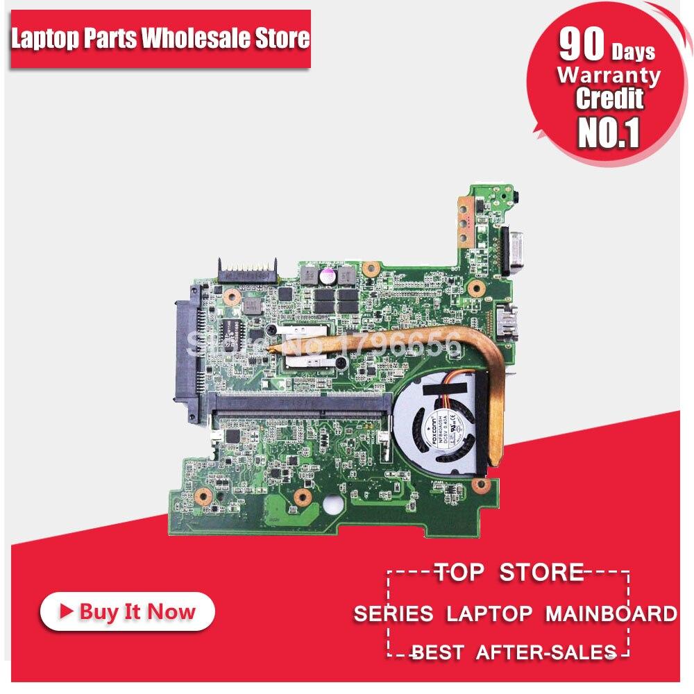 Pour Asus Eee PC 1015BX carte mère REV 1.1g entièrement testé