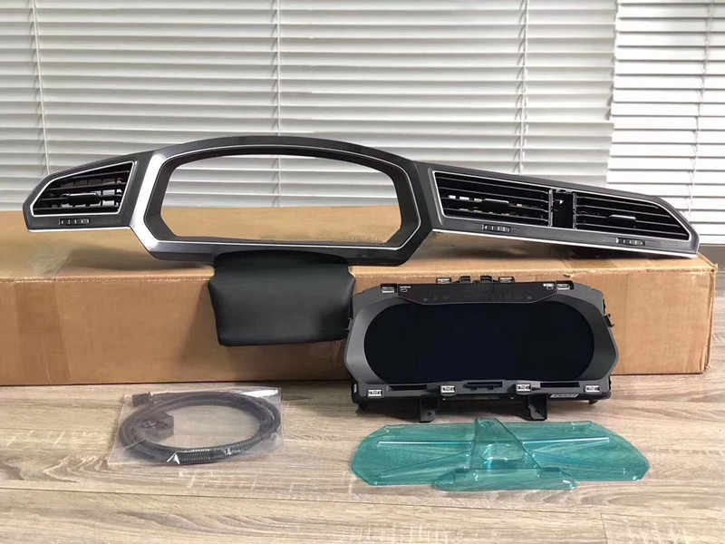 1 Set For Volkswagen VW Tiguan 2017 -- LCD instrument LCD meter 5NA 920 791 A or 791 B