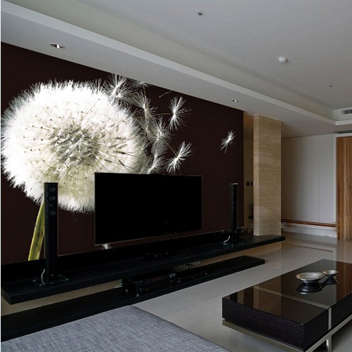 Large mural modern photo wallpaper or paint print wall ...