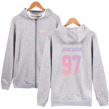 BTS Idol Zip-Up Jacket [30 Colors]