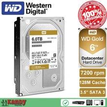 Western Digital WD Gold 6TB hdd sata 3 5 disco duro interno internal hard disk harddisk