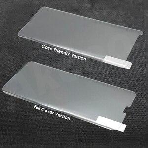 Image 5 - Akcoo S8 液体 UV フル接着剤でガラス三星銀河 S9 S8 プラス強化フルカバーガラスフィルム