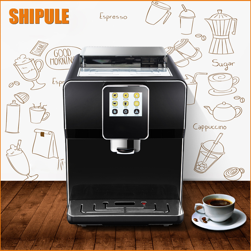 Electric mini home use espresso coffee machine/coffee maker/coffee making machine for making latte cappuccino coffee xiaomi scishare capsule espresso coffee machine