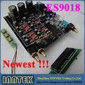 Newest  Assembled ESS ES9018 DAC I2S 384K DSD XLR balanced high quality DIY audio + Free Shipping