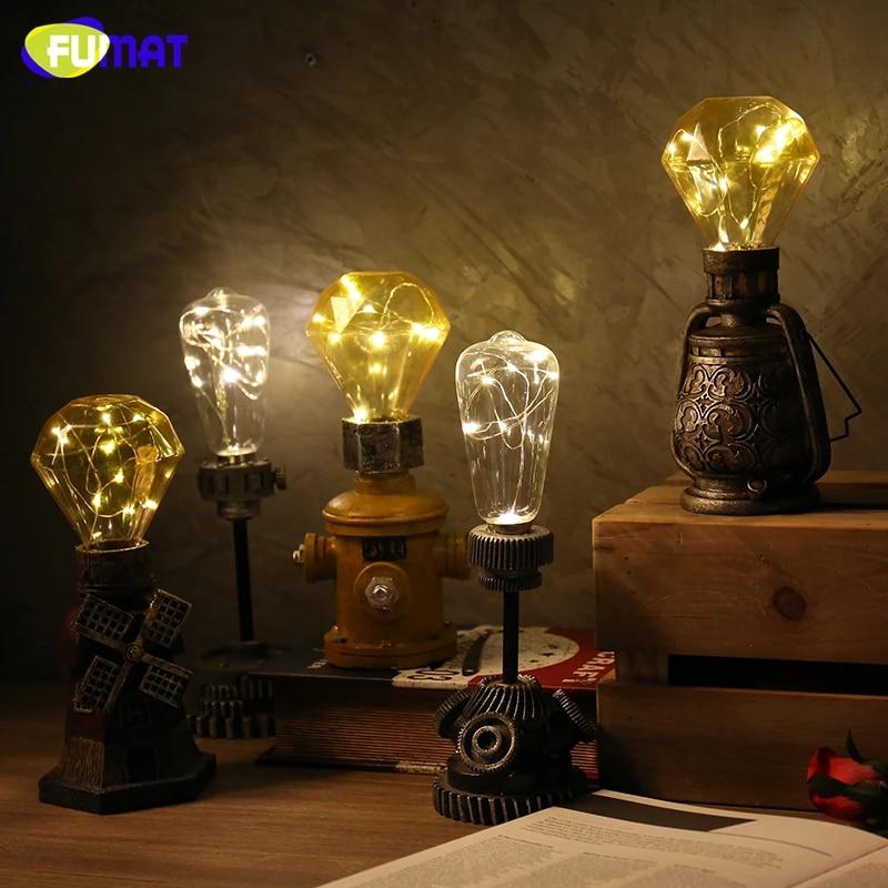 Night Light Home Decor