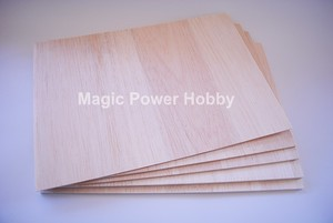 Image 5 - AAA+Balsa Wood Sheet Balsa Plywood A3 A4 size 420mmx297mm 297mmx210mm 2~5mm Thickness For RC Airplane Boat Model Sand Table DIY