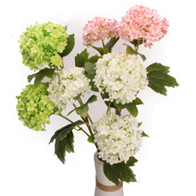 Klonca Natural Silk Flower 85cm 3pcs/bouquet Artificial Hoya Carnosa Hydrangea Fake Home Decoration