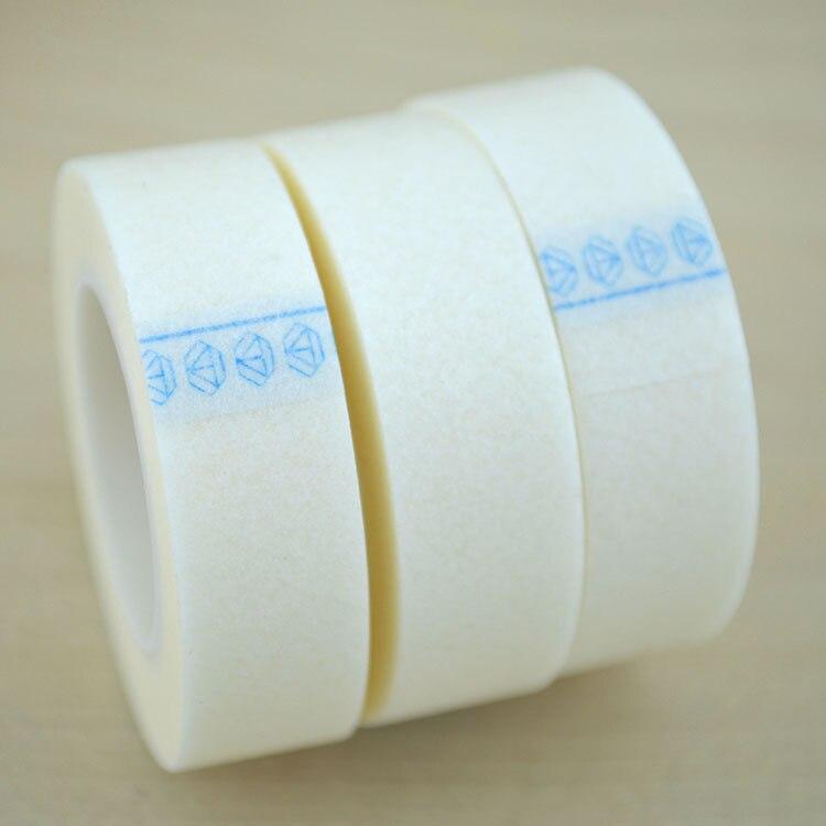 10 pcs/lot Medical Surgical Tape for Eyelash EXtension Tools Protect Under Eyelash 1.25*910cm