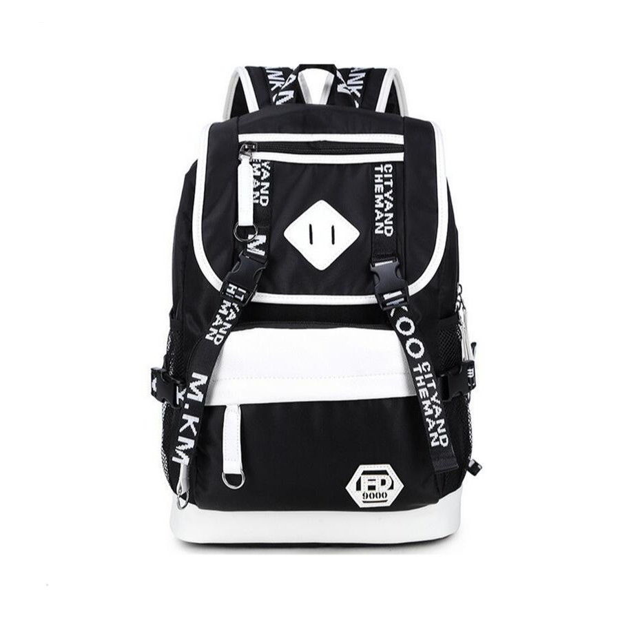 teen school bags for boys black large school backpack usb bag pack male waterproof laptop backpack boy computer bag schoolbag fengdong male backpack boys school bags black waterproof laptop backpack men travel bags boy student bag bookbag schoolbag
