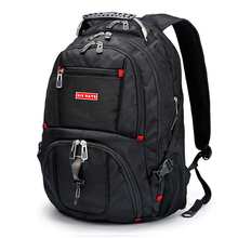 Brand Laptop 15.6 Backpack External Usb Charge Swiss Computer Backpacks Anti-theft Waterproof Bags For Men Women