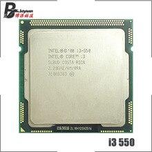 Intel Core i3-550 i3 550 3.2 GHz Dual-Core CPU Processor 4M 73W LGA 11