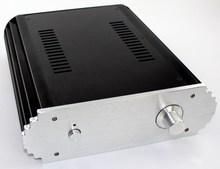 WA9 Aluminum enclosure Preamp chassis Power amplifier case/box size 312*265*82mm