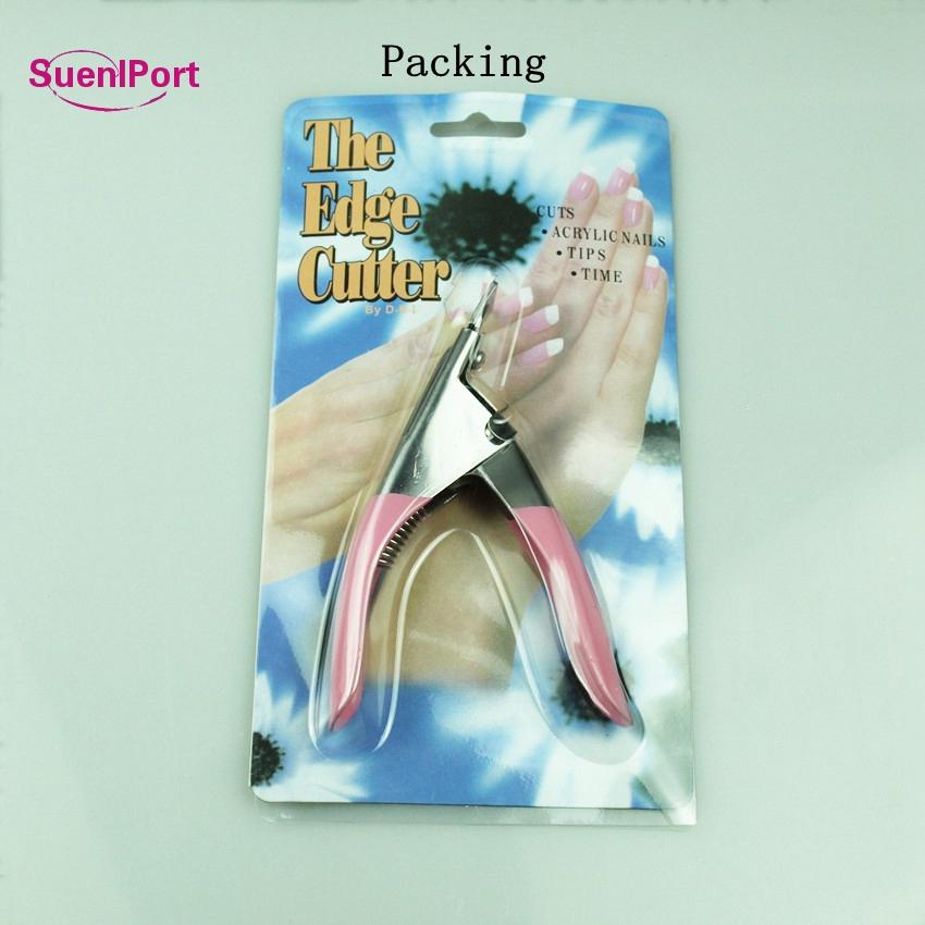 Aliexpress.com: Comprar Sunelport Clipper clavo falso uñas tips ...