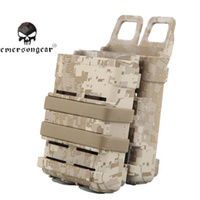 Emerson Military Tactical Pouch Plastic Bag for M4 Gen.3 Belt Hunting Magazine Pouch Set Portable Holster Holder