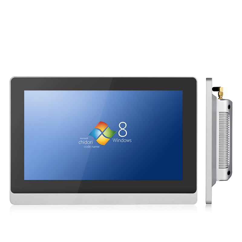 High Quality 10.4 Inch Touch Screen Industrial Panel PC J1900 All In One Computer For Control System