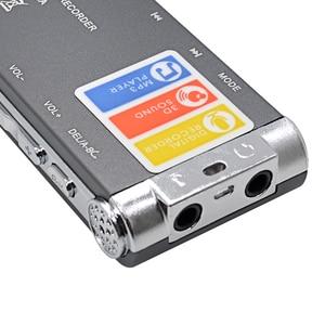 Image 4 - CHIPAL Professional 8GB Digital Voice Recorder Multifunctional Mini Audio Recording Pen Flash Drive Disk Pen MP3 USB Dictaphone