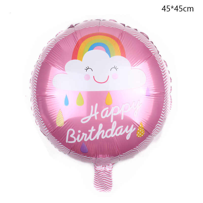 New 1pcs Pink purple baby shower girl wedding air balloons hawaii shell foil balloons Mermaid birthday party decoration sea Toy