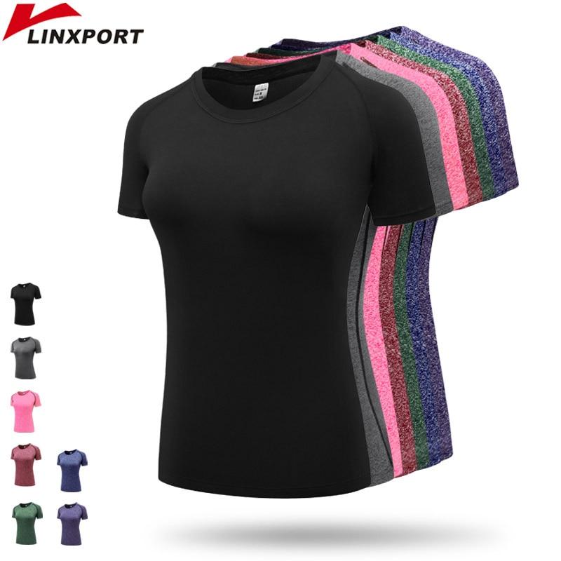 Fitness Frauen Schnell Trocknende Shirts Elastische Yoga Mesh Sport - Sportbekleidung und Accessoires