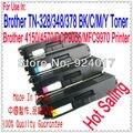 Recarga de Toner Para O Irmão HL-4570 CDW/4750/MP-9465/DCP-9055 Impressora, TN328 TN348 TN378 TN-328BK TN348BK Toner para Impressora Brother