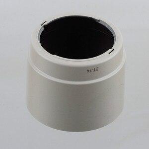 Image 2 - ET 74 ET74 Lens Hood for CANON EF 70 200mm f/4L F4 USM white