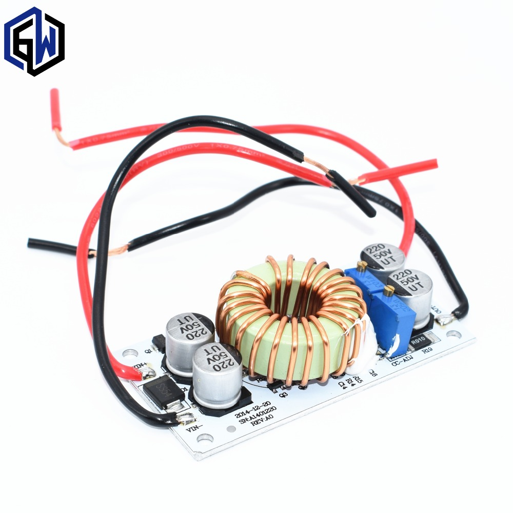 TENSTAR ROBOT 10pcs DC DC boost converter Constant Current Mobile Power supply 10A 250W LED Driver