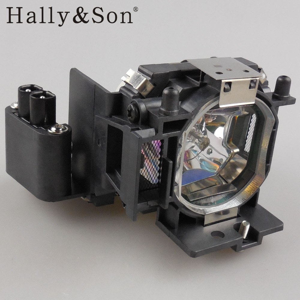 Hally&Son Free shipping LMP-C161 VPL-CX70 VPL-CX71 for projector lamp/bulb with housing fast ship lmp c161 for sony vpl cx70 vpl cx71 vpl cx75 vpl cx76 compatible projector lamp bulb