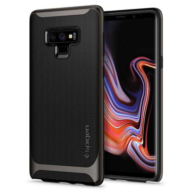 buy popular 2456b 8c087 US $29.99 |100% Original SPIGEN Neo Hybrid Cases for Samsung Galaxy Note  9-in Fitted Cases from Cellphones & Telecommunications on Aliexpress.com |  ...
