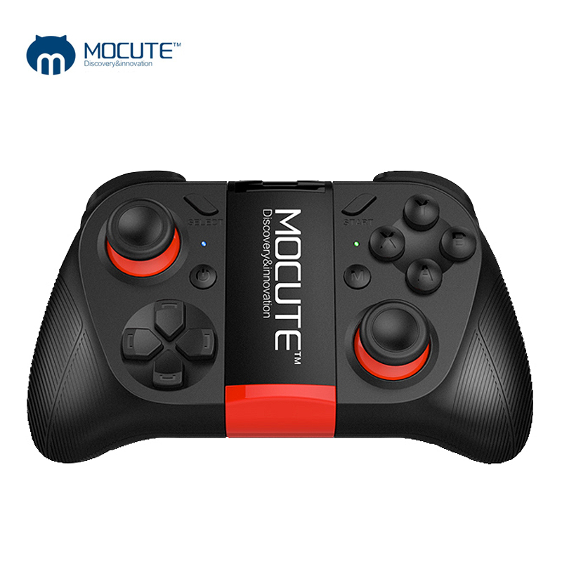 VR Game Pad Android Joystick - Bluetooth Controller w/ Selfie Remote Control