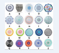 2016 Hot 100% Cotton Printed Round Beach Towel With Tassels Large Serviette De Plage Adulte Toallas Mandala Beach Towel Blanket
