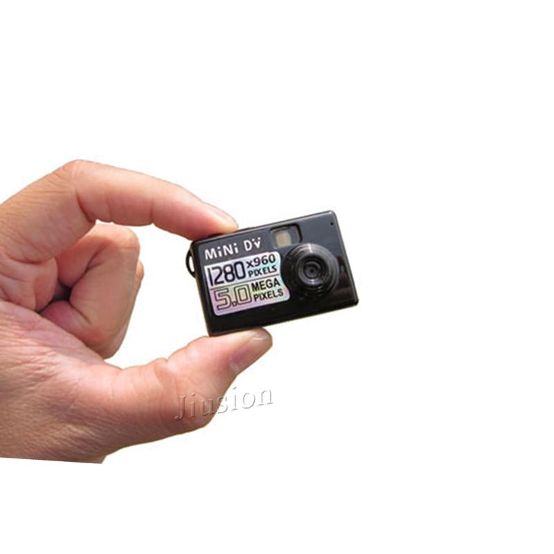 2018 HOT 5MP HD Micro Smallest Portable Camera 1280x960 Mini DV Digital Camera Video Recorder Camcorder Webcam DVR Recorder