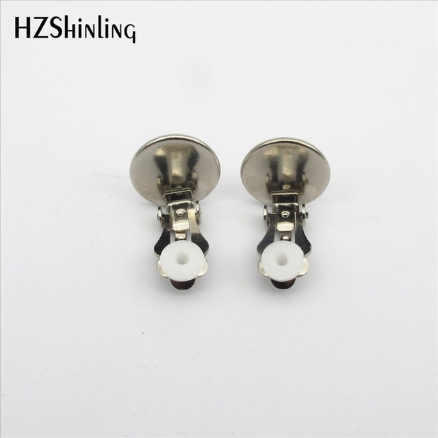 Earrings Cute Ladybug Jewelry No Pierced Earrings Gifts for Girls 10